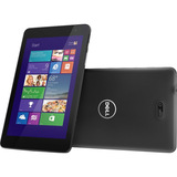 "Dell Venue 8 Pro 64 GB Net-tablet PC - 8"" - In-plane Switching (IPS) Technology - Intel Atom Z3740D 1.33 GHz - Black 