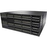Cisco Catalyst 3650-48F Layer 3 Switch