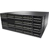 Cisco Catalyst WS-C3650-24TD Ethernet Switch