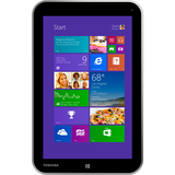 "Toshiba Encore WT8-A32 32 GB Net-tablet PC - 8"" - In-plane Switching (IPS) Technology, AutoBrite - Intel Atom Z3740 1.33 GHz 