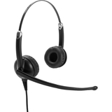 VXi Envoy UC Headset - Stereo - USB - Wired - 32 Ohm - 20 Hz - 20 kHz - Over-the-head - Binaural - Supra-aural - Nois (203355)