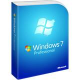 Microsoft Windows 7 Professional With Service Pack 1 64-bit