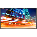 "NEC Display 55"" LED Backlit Professional-Grade Large Screen Display with Integrated Tuner"