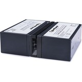CyberPower RB1280X2B UPS Replacement Battery Cartridge 12V 8AH - 8000 mAh - 12 V DC - Sealed Lead Acid (SLA) - Spill- (RB1280X2B)