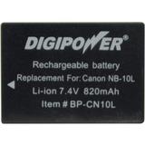 DigiPower BP-CN10L Digital Camera Battery