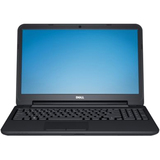 "Dell Inspiron i15RV-1383BLK 15.6"" LED (TrueLife) Notebook - Intel Core i3 i3-3217U 1.80 GHz - Textured Matte Black 