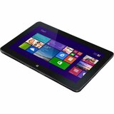 """Dell Venue 11 Pro Net-tablet PC - 10.8"""" - In-plane Switching (IPS) Technology - Intel Atom Z3770 1.46 GHz - Black 