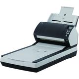 Fujitsu Fi-7260 Sheetfed/Flatbed Scanner - 600 dpi Optical - 24-bit Color - 8-bit Grayscale - 60 - 60 - USB