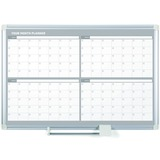 MasterVision MasterVision Dry-erase 4-month Planner