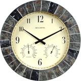 AcuRite Wall Clock - Analog - Quartz