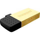 Transcend 16GB JetFlash 380S USB 2.0 On-The-Go Flash Drive