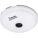 Vivotek 5MP 360° Surround View Pixel Counter Fisheye Fixed Dome Network Camera FE8174