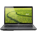 "Acer Aspire E1-731-10054G50Mnii 17.3"" LED (CineCrystal) Notebook - Intel Celeron 1005M 1.90 GHz 