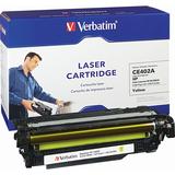 Verbatim HP CE402A Remanufactured Yellow Toner Cartridge