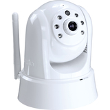 TRENDnet TV-IP862IC Network Camera - Monochrome, Color - 1280 x 720 - CMOS - Wireless, Cable - Wi-Fi - Fast Ethernet (TV-IP862IC)