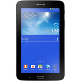 "Samsung Galaxy Tab 3 Lite SM-T110NYKAXAR 8 GB Tablet - 7"" - Wireless LAN - Dual-core (2 Core) 1.20 GHz - Black - 1 GB RAM - Android 4.1.2 Jelly Bean - Slate - 1024 x 600 128:75 Display - Bluetooth - GPS - 1 x Total USB Ports - 2 Megapixel Rear Camera"