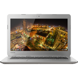 "Toshiba Satellite CB35-A3120 13.3"" LED (TruBrite) Notebook - Intel Celeron 2955U 1.40 GHz - Sunray Silver 