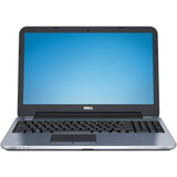 """Dell Inspiron 15.6"""" LED (TrueLife) Notebook - AMD A-Series A8-5545M 1.70 GHz - Moon Silver 