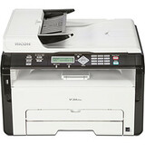 Ricoh SP 204SFNW Laser Multifunction Printer - Monochrome - Plain Paper Print - Desktop | SDC-Photo