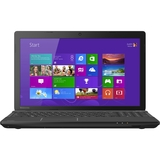 "Toshiba Satellite C55-A5140 15.6"" LED (TruBrite) Notebook - Intel Celeron N2820 2.40 GHz - Satin Black in Trax Horizon 