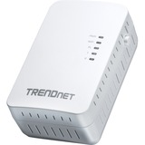 TRENDnet TPL-410AP IEEE 802.11n 300 Mbit/s Wireless Access Point - ISM Band - 2 x Antenna(s) - 2 x Internal Antenna(s (TPL-410AP)