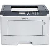 Lexmark MS410 MS415DN Laser Printer - Monochrome - 1200 x 1200 dpi Print - Plain Paper Print - Desktop - 40 ppm Mono (35S0260)