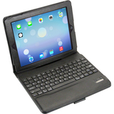 Patriot Memory Titan Leather Tablet Case with Removable Bluetooth Keyboard for iPad
