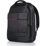 "Lenovo Professional Carrying Case (Backpack) for 15.6"" Notebook, Tablet, Power Supply, Pen, Document, Accessories, Bottle - Checkpoint Friendly - Trolley Strap, Handle, Shoulder Strap"