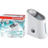 Honeywell HUT-220W Easy-To-Care Cool Mist Humidifier - Cool Mist, Ultrasonic - 1 gal Tank