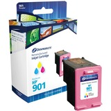Clover Technologies Tri-Color Ink Cartridge for HP CC656AN (HP 901)