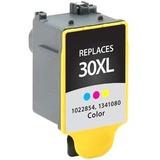 Clover Technologies High Yield Color Ink Cartridge for Kodak 1341080 (#30XL)