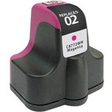 Clover Technologies Magenta Ink Cartridge for HP C8772WN (HP 02)