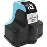 Clover Technologies Light Cyan Ink Cartridge for HP C8774WN (HP 02)