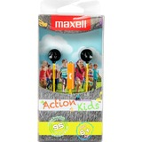 Maxell Action Kids Earbuds With Mic