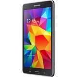 "Samsung Galaxy Tab 4 SM-T230 8 GB Tablet - 7"" - Wireless LAN - Quad-core (4 Core) 1.20 GHz - Black - 1.50 GB RAM - Android 4.4 KitKat - Slate - 1280 x 800 16:10 Display - Bluetooth - GPS - Front Camera/Webcam - 3 Megapixel Rear Camera"