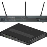 Cisco 891F Gigabit Ethernet Security Router with SFP - 11 Ports - Management Port - 1 Slots - Gigabit Ethernet - Desk (C891F-K9)
