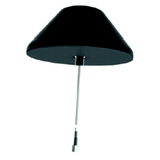 Cisco Integrated 4G Low-profile Outdoor Saucer Antenna (ANT-4G-SR-OUT-TNC) - Range - UHF - 698 MHz, 1.71 GHz to 960 MHz, 2.70 GHz, 1.58 GHz - 1 dB - OutdoorGrid - Omni-directional