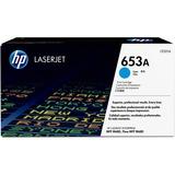 HP 653A Original Toner Cartridge - Single Pack - Laser - 16500 Pages - Cyan - 1 Each (CF321A)