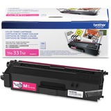 Brother Genuine TN331M Magenta Toner Cartridge - Laser - 1500 Pages - Magenta - 1 Each (TN331M)