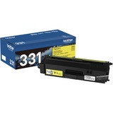 Brother Genuine TN331Y Yellow Toner Cartridge - Laser - 1500 Pages - Yellow - 1 Each (TN331Y)