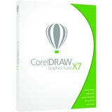 Corel CorelDRAW Graphics Suite X7 - Upgrade - 1 User - Graphics/Designing - Standard Box Retail - PC - English