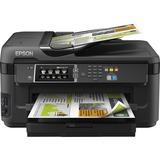 Epson WorkForce 7610 Inkjet Multifunction Printer - Color - Photo Print - Desktop | SDC-Photo