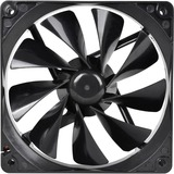 Thermaltake Pure 12 DC Fan - 1 x 120 mm - 1000 rpm - 1 x 41 CFM - Long Life Sleeve Bearing - 3-pin (CL-F011-PL12BL-A)