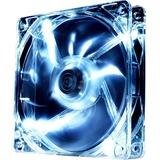 Thermaltake Pure 12 LED DC Fan- White - 1 x 120 mm - 1000 rpm - 1 x 41 CFM - Sleeve Bearing - 3-pin (CL-F020-PL12WT-A)