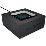 Logitech Bluetooth Audio Adapter - 49.21 ft Operating Range (980-000910)