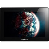 "Lenovo IdeaTab S6000 16 GB Tablet - 10.1"" - In-plane Switching (IPS) Technology, VibrantView - MediaTek Cortex A7 MT8125 1.20 GHz - Black 