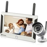"Swann SwannSecure Video Surveillance System - Camera, Monitor - 7"" LCD - 720 - HDMI"