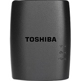 Toshiba Canvio IEEE 802.11n - Wi-Fi Adapter for Smartphone/Tablet/Notebook/Portable Hard Drive - USB - 300 Mbit/s - 2.40 GHz ISM - External