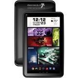 "Visual Land Prestige Elite 7Q 8GB Tablet - 7"" - Quad-Core - Black - Android 4.4 KitKat - Slate - 1024 x 600"