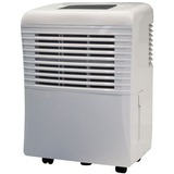 The RDH130 Dehumidifier is Energy Star rated & dehumidifies up to 30 pt per day